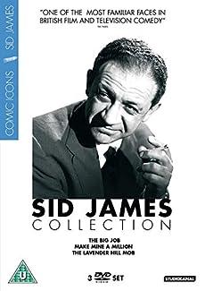 Sid James Collection - Comic Icons