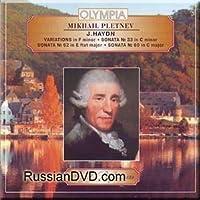 Haydn - Variations in F Minor. Sonata No.33 in C Minor. Sonata No.62 in E Flat Major. Sonata No.60 in C Major - Mikhail Pletnev (2006-05-03)