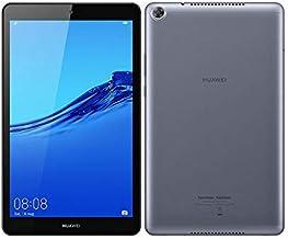 "Huawei MediaPad M5 Lite 8"", 4G, 32GB, 3GB RAM, Kirin 710 Octa-core (4x2.2 GHz Cortex-A73 & 4x1.7 GHz Cortex-A53), Camera: (13MP + 8 MP) Battery: 5100 mAh, Android 9.0 Pie, EMUI 9.0, Space Gray Color"