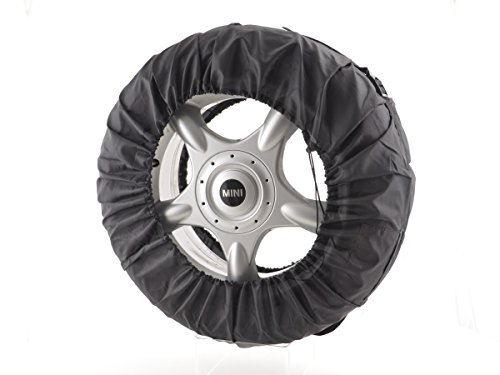 Reifentaschen Set 4-teilig 13-18 Zoll bis Reifenbreite 245mm schwarz