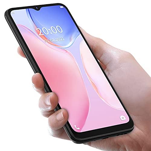 Android 11 Smartphone Blackview A70 Cellulari Offerte, 6.51 Pollici HD+ Smartphone Offerta, 5380mAh Batteria Octa core, 3GB RAM+32GB ROM, 13MP+5MP Tripla Fotocamera Dual SIM Telefono Cellulare (nero)