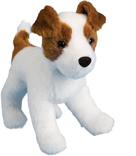 Cuddle Toys 4020 Feisty Jack Russell