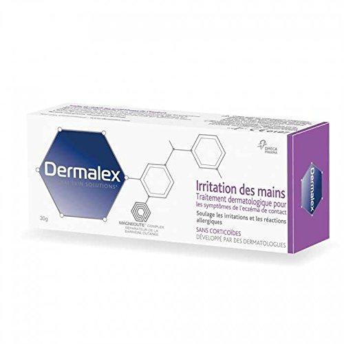 Dermalex Crème Irritation des mains 30g