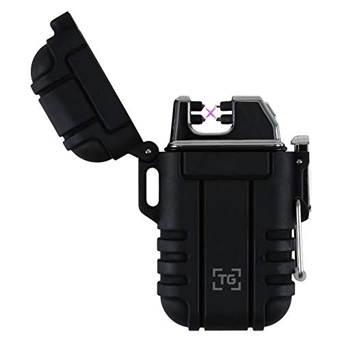 Our #2 Pick is the TG USB Rechargeable Plasma Lighter Survival Gear