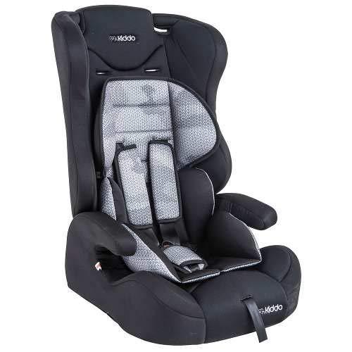 Cadeira Para Auto - De 09 A 36 Kg - City - Preto - Kiddo