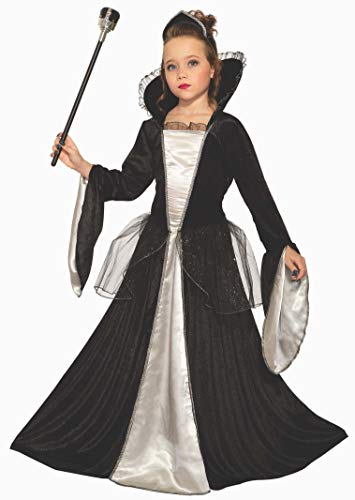Forum Novelties Child's Dark Queen Costume, Medium