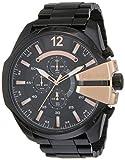 Diesel Chi Chronograph Black Dial (Big Dial) Men's Watch-DZ4309