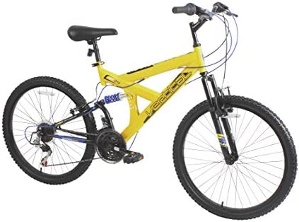 Dynacraft Vertical Alpine Eagle 24 Bike Yellow product image
