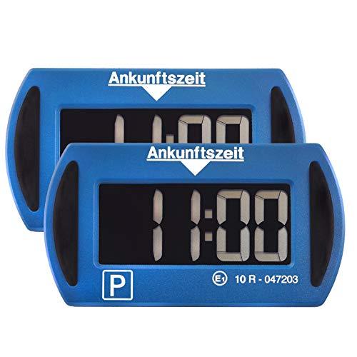 ZenTec 2X Mini Blau elektronische Digitale Bild