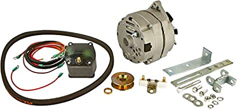 DB Electrical AKT0001 for Ford 8N 2N 9N Tractor Alternator For Generator Conversion Kit 1939-1951 8NE10300ALT-C