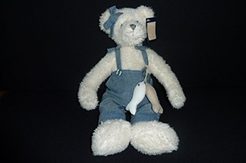 DOUDOU OURS NEUF France GIFT SILEA 1790042 42