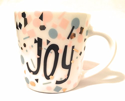 Starbucks 2017 Joy Holiday Demi Espressotasse aus Keramik, 85 ml