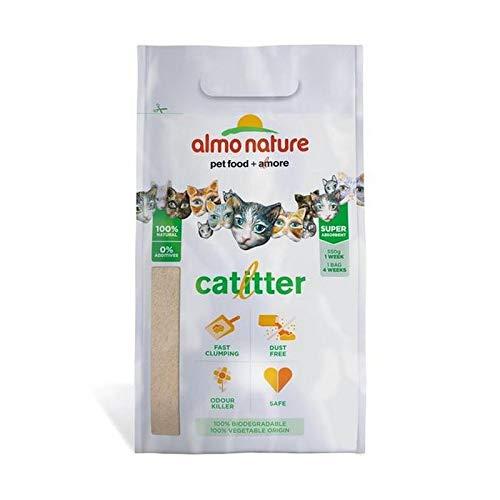 2,2 kg di lettiera per gatti Nature Almo
