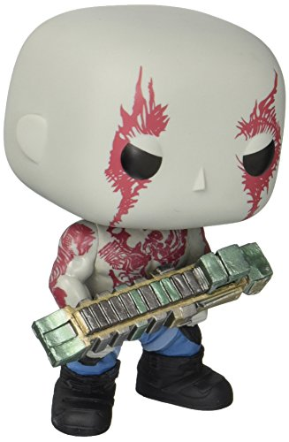Funko - Drax figura de vinilo, coleccion de POP, seria Guardians of the Galaxy 2 (13283)