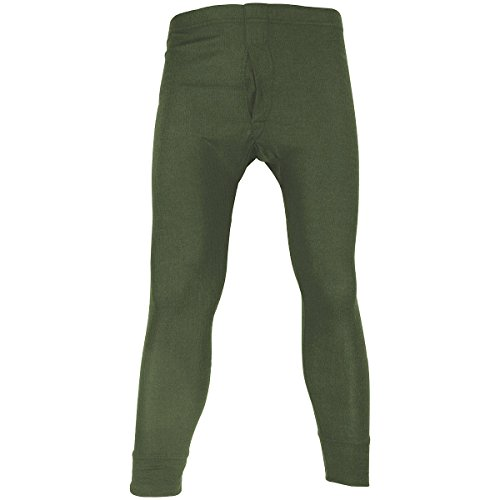 HIGHLANDER Pantalon sous-vêtement Thermique Vert Vert Olive Medium