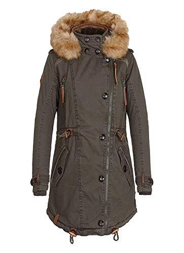 Naketano Damen Jacke Grünwalds Herbstsonne Jacket