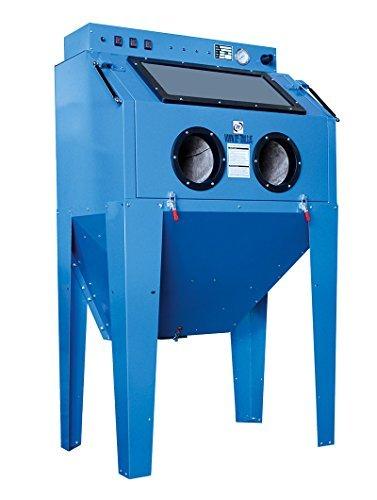 Sandstrahlkabine Sandstrahlgerät Sandstrahler Typ 350L