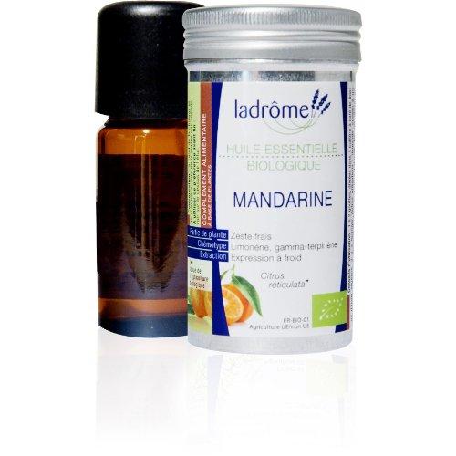 Ladrome Mandarijn Olie Bio, 10 ml