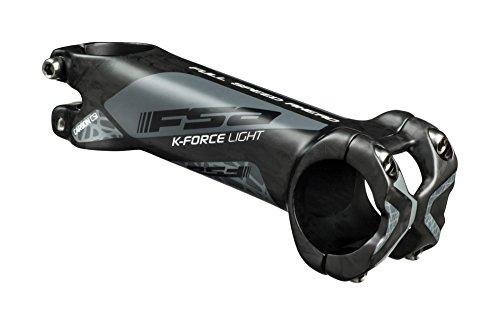 FSA K-Force - Tallo de Carbono, Color Carbon, Grey Decal, tamaño ±12° × 70mm