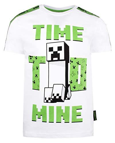 Minecraft - Ropa de Minecraft - Camiseta de Minecraft para niños - Ropa gamer para niños - Camiseta