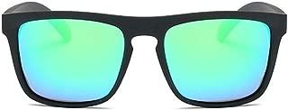 HYFJP サングラス メンズ 偏光サングラス 偏光レンズ 超軽量 UV400 紫外線カットサングラス 車用 ドライビング サイクリング ウォーキング 登山 釣り ゴルフ 屋外スポーツ グラス
