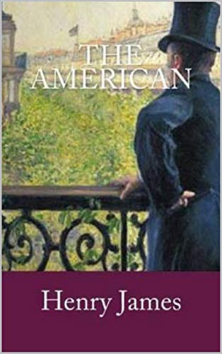 The American Ebook James Henry Amazon In Kindle Store