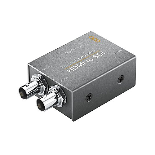 Blackmagic Design Micro Converter HDMI to SDI (with Power Supply) BMD-CONVCMIC/HS/WPSU
