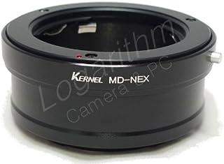 Kernel ミノルタMDマウントレンズ-Sony Eマウントアダプター α7/α6000/α5100【ネットショップ ロガリズム】MD-NEX