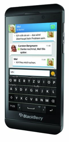BlackBerry Z10 Smartphone Bluetooth BlackBerry 10 16 Go Noir
