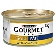 Gourmet Gold Chicken 12 x 85g 1020g
