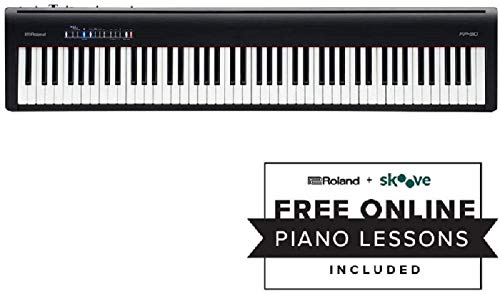 Roland Digital Piano Black (FP-30-BK)
