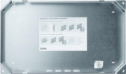 Gira 207600 inbouwdoos Control 19 accessoires