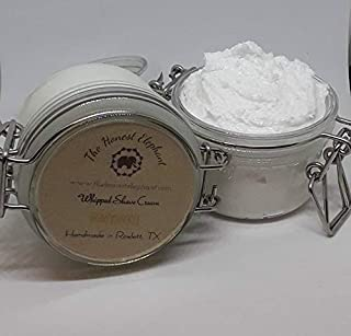 THE Honest Elephant Extra Moisturizing, Whipped Shave & Cleansing Cream - Naked! Fragrance Free