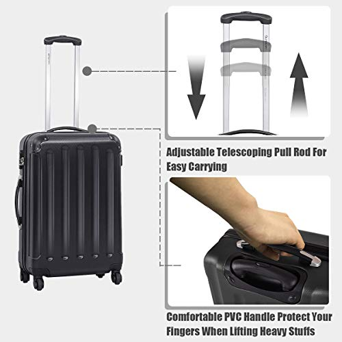 Best spinner luggage