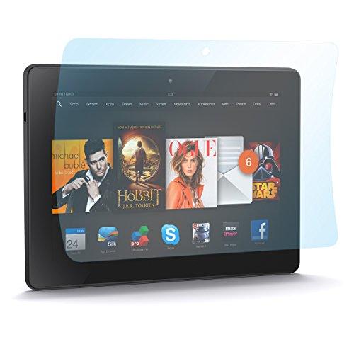 doupi Ultrathin Schutzfolie für Amazon Kindle Fire HDX (231x158x7,8mm) 8,9 Zoll, matt entspielgelt optimiert Bildschirm Schutz (1x Folie in Packung)