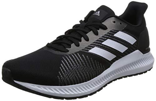 Adidas Solar Blaze M, Zapatillas de Deporte para Hombre, Negro (Negro 000), 39 1/3 EU