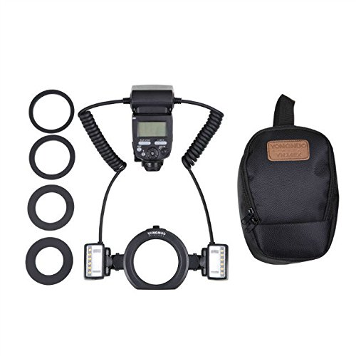 YONGNUO YN24EX TTL Macro Ring Flash LED Macro Flash Speedlite with...