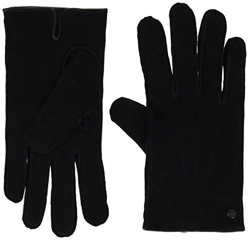 ESPRIT Accessoires Herren 100EA2R301 Winter-Handschuhe, 001/BLACK, 8 ½