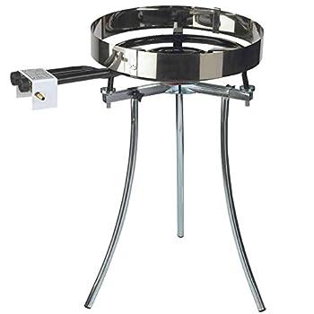 Vaello Campos 5900 Paravent Inox Bruleur 300 à 500 mm