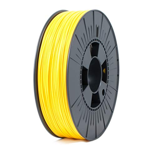 ICE Filaments PLA filament, 1.75mm, 0.75 kg, Jaune (Young Yellow)