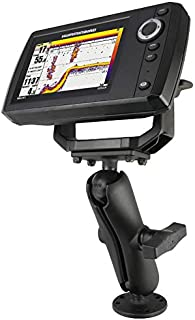 $77 » RAM Drill-Down Double Ball Mount for Humminbird Helix 5