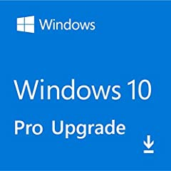 Upgrade Windows 10 Home Device to Windows 10 Pro (Check System Requirements) download is limited to one device With Windows 10 Pro, you get comprehensive security, business-class tools, flexible management, the freedom to choose your own hardware, PL...