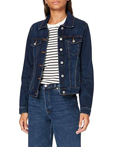 Pimkie Vss20 Jmarlat Abrigos y Chaquetas para Mujer, Jeans Brut, S