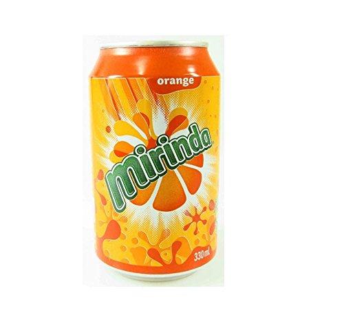 Mirinda Orange XXL Paket (72x0,33l Dosen) GER