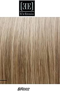HerStyler Elite Hair Extension Instant Clip 100% Human Hair 18