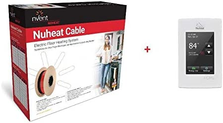 NuHeat nVent Floor Radiant Heat Cable N1C060 Classic At the price ft.+ 120 sq. V 60