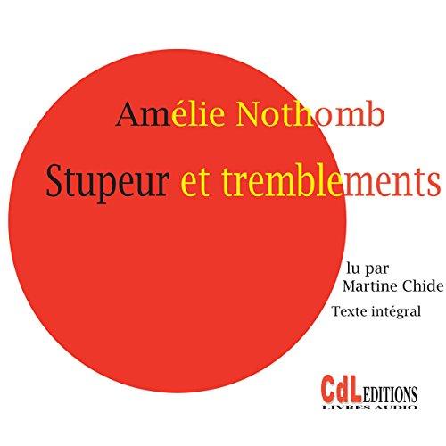 Stupeur et tremblements cover art