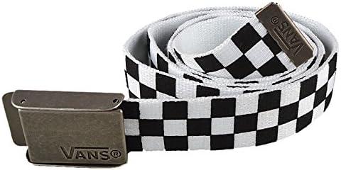 Deppster marque vans ceinture black/white : Amazon.fr: Vêtements