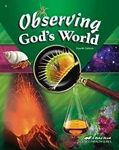 Observing God's World