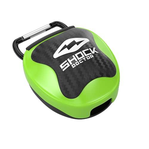 Shock Doctor - Paradenti, Colore: Verde